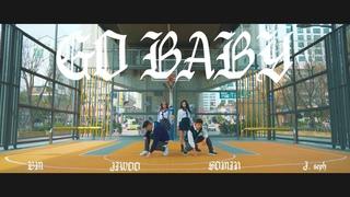 KARD - GO BABY _ Choreography Video