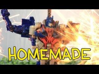 Transformers: Age of Extinction Trailer - Homemade Shot for Shot